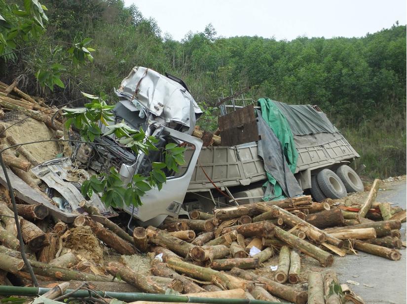 Vụ tai nạn 7 người chết tại Thanh Hóa, phạt doanh nghiệp 46 triệu đồng, tước giấy phép kinh doanh vận tải 2 tháng