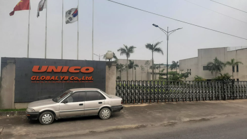18 công nhân Công ty may Unico nhập viện, nghi do ngộ độc