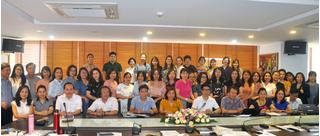 """Viện PSD tổ chức tập huấn """"Kỹ năng phòng, chống ma túy"""" cho giảng viên tại Hà Nội"""