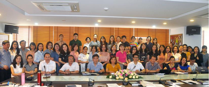 Viện PSD tổ chức tập huấn đặc biệt dành cho các giảng viên - cộng tác viên