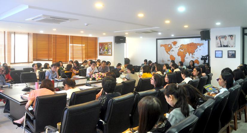 Hà Nội: Tập huấn 'kỹ năng phòng, chống ma túy' cho 45 giảng viên đại học