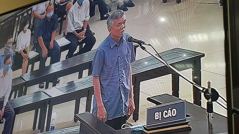 Cựu Bộ trưởng Vũ Huy Hoàng bị đề nghị đến 11 năm tù