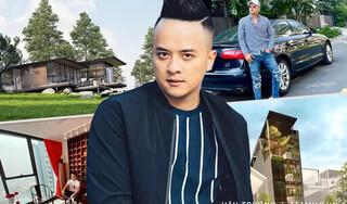 Khối tài sản 'cực khủng' của Cao Thái Sơn: Đại gia bất động sản không kém Nathan Lee