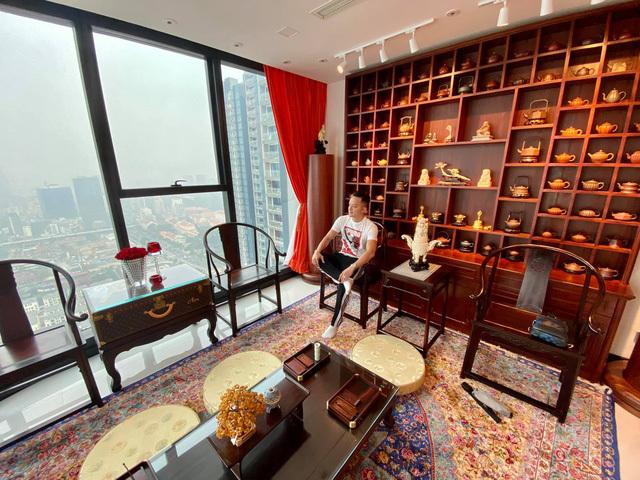 Khối tài sản cực khủng của Cao Thái Sơn, đại gia bất động sản không kém Nathan Lee