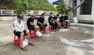 Kiên Giang: Liên tiếp bắt giữ 13 người Trung Quốc xuất cảnh trái phép sang Campuchia