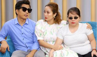 Cặp đôi khiếm thị lấy nước mắt của Ốc Thanh Vân và hàng triệu người xem truyền hình