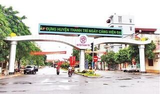 Hà Nội: Xây dựng, phát triển 5 huyện thành quận