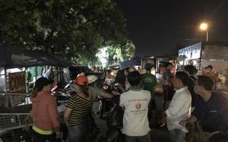 Người đàn ông tử vong sau khi bị đâm tại quán ăn trong chợ