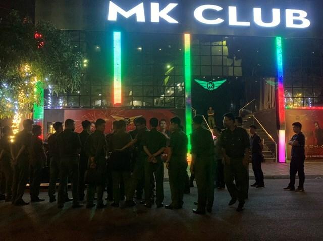 Thái Bình ập vào quán bar, Công an phát hiện 300 người đang bay lắc