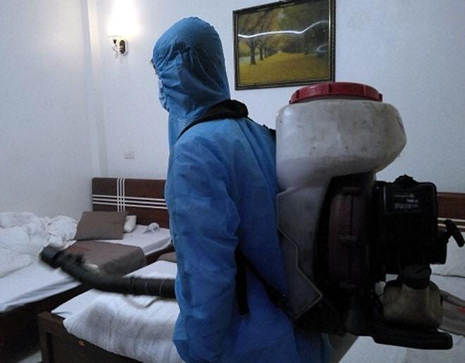 Nhân viên khách sạn ở Yên Bái dương tính với SARS-COV-2, là F1 của chuyên gia Ấn Độ