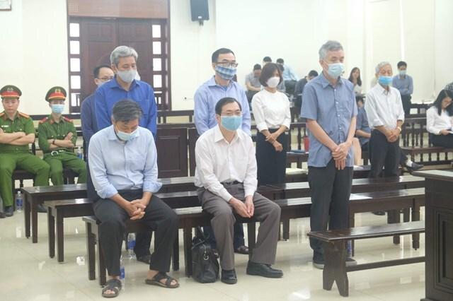 Nói lời sau cùng tại tòa, cựu Bộ trưởng Vũ Huy Hoàng nhận trách nhiệm người đứng đầu