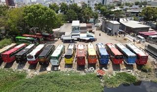 TP.HCM: Làm rõ tình trạng bảo kê bến xe không phép, lấn chiếm sông Bình Triệu