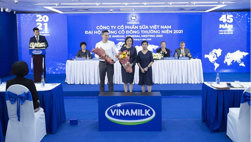 Vinamilk đẩy mạnh xuất khẩu và đầu tư cả trong và ngoài nước