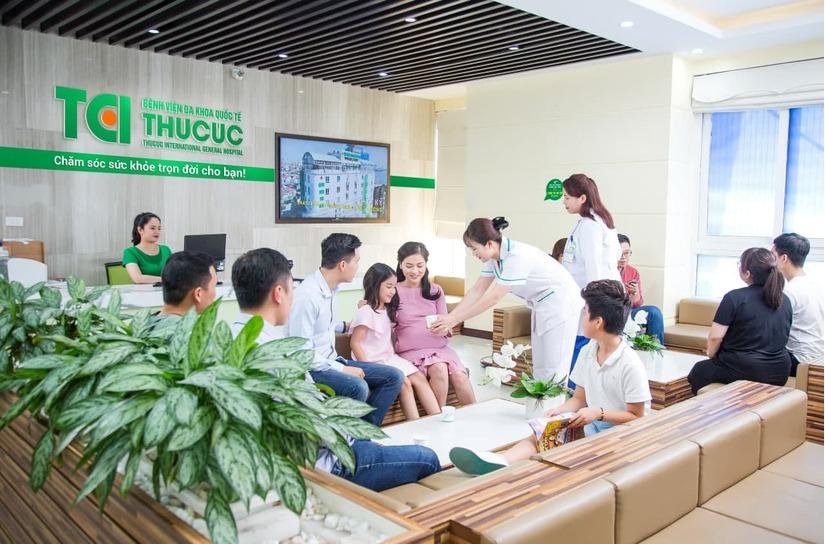 Bệnh viện ĐKQT Thu Cúc mở rộng, tăng cường ứng dụng kỹ thuật cao