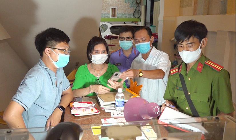 Bắt giam nhóm đối tượng tổ chức xuất cảnh trái phép ở An Giang