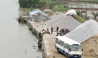 Hải Phòng: Tìm thấy thi thể 1 trong 2 nạn nhân vụ lật thuyền