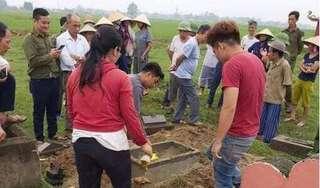 """Tiếp sự việc """"ngôi mộ lạ"""" ở nghĩa trang thôn tại Thanh Hóa: Sự thật được xác minh"""