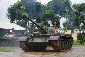 Tăng T-54 huyền thoại quý hiếm của QĐND Việt Nam khiến người Nga kinh ngạc