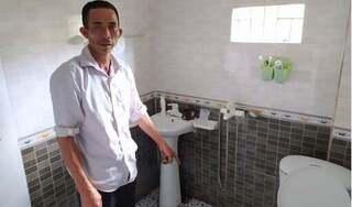 Bố cháu bé 11 tuổi bị sát hại ở Nam Định bật khóc mỗi khi nhớ tới con