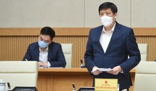 Bộ trưởng Bộ Y tế đề nghị TP.HCM kích hoạt toàn bộ hệ thống chống dịch ở mức cao nhất