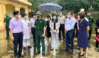 Sở Y tế Yên Bái thông tin về ca lây nhiễm COVID-19 từ chuyên gia Ấn Độ