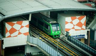 Đường sắt Cát Linh - Hà Đông đang bàn giao theo đúng quy trình
