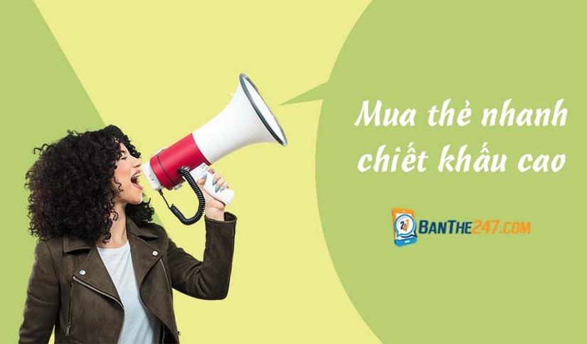 Banthe247.com, địa chỉ vàng trong làng thẻ cào điện tử