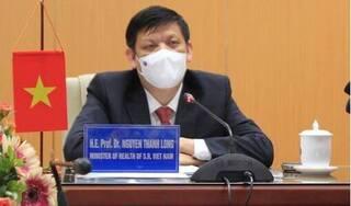 Bộ Y tế họp khẩn tại Hà Nam về ca dương tính với SARS-CoV-2