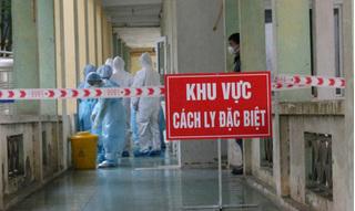 Ghi nhận 45 ca Covid-19 mới, trong đó 6 ca lây nhiễm trong nước tại Hà Nam và TP HCM