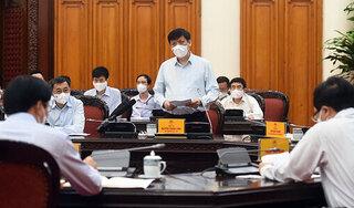 Bộ trưởng Y tế: Các tỉnh, thành phố có ca mắc COVID-19 thần tốc truy vết ổ dịch