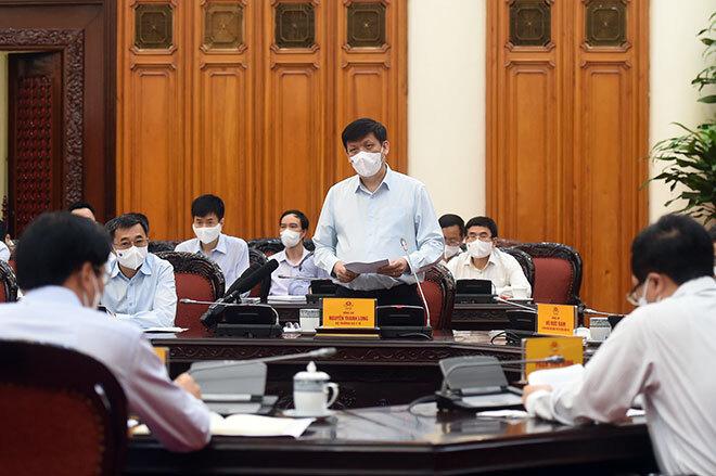 Bộ trưởng Y tế, các tỉnh, thành phố có ca mắc COVID-19 thần tốc truy vết ổ dịch