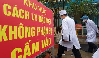 Vĩnh Phúc ghi nhận 5 trường hợp nghi nhiễm COVID-19, liên quan đến chuyên gia Trung Quốc