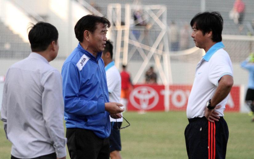 HLV Phan Thanh Hùng thế chỗ Lê Huỳnh Đức dẫn dắt CLB SHB Đà Nẵng