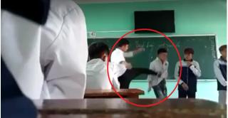 Bắc Giang: Chấm dứt hợp đồng với giáo viên tát, đá... học sinh