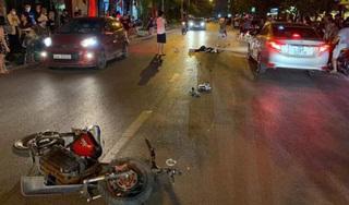 Bắt tài xế say xỉn gây tai nạn liên hoàn khiến một nữ sinh tử vong
