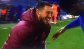 Real Madrid gục ngã trước Chelsea, Hazard tỏ thái độ vô cùng khó tin