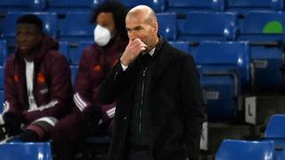 Real Madrid dừng cuộc chơi , Zidane tâm phục khẩu phục Chelsea
