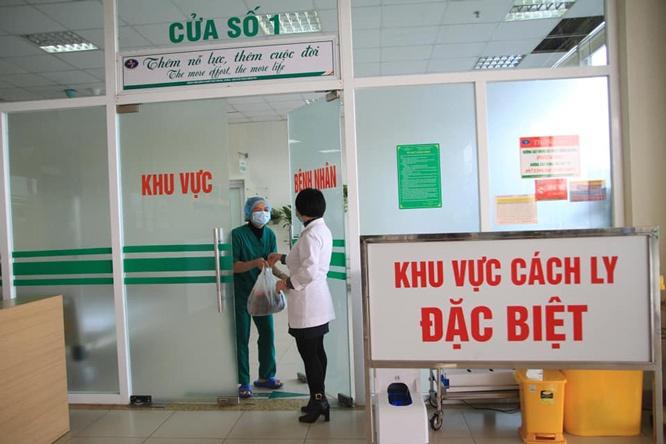 Thái Bình có trường hợp dương tính với SARS-CoV-2, từng chăm bố ở BV Nhiệt đới Trung ương