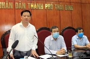 NÓNG: Covid-19 phức tạp, Thái Bình quyết định giãn cách xã hội từ 12h trưa nay
