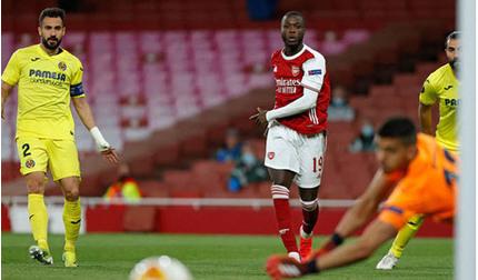 Arsenal bị loại khỏi Europa League, HLV Arteta đổ lỗi cho may rủi