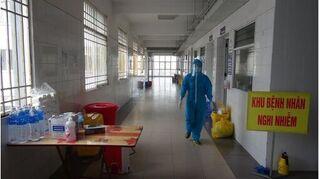 Một người đàn ông nhiễm COVID-19 tiên lượng nặng, nguy kịch