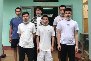 14 người Trung Quốc nhập cảnh trái phép vào Tuyên Quang