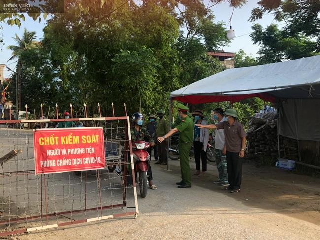 Bắc Ninh: 29 ca mắc Covid-19, xét nghiệm xuyên đêm cho hơn 15.000 dân ở xã Mão Điền