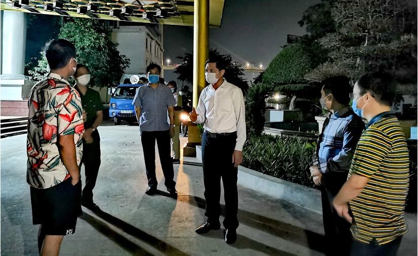 Xuất hiện ca Covid-19, Quảng Ninh truy vết, khoanh vùng ngay trong đêm