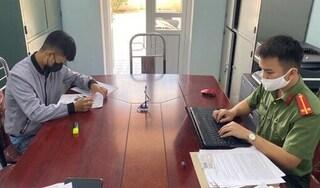 Quảng Ninh: Bị phạt 7,5 triệu đồng do xúc phạm lực lượng công an