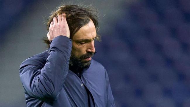 Juve thua thảm AC Milan tương lai của HLV Andrea Pirlo ở Juve trở nên mù mịt