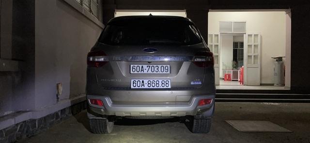 Sốc với lý do chủ xe Ford dùng biển số giả siêu đẹp ở Đồng Nai