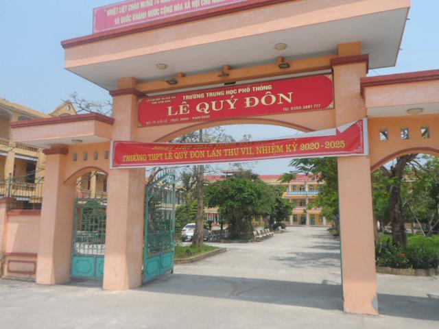 Đã có kết quả xét nghiệm 61 cô trò ở Nam Định là F1 của BN3229