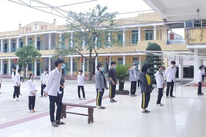 Sở GD-ĐT Nam Định lên phương án gì khi học sinh lớp 10 nhiễm Covid-19