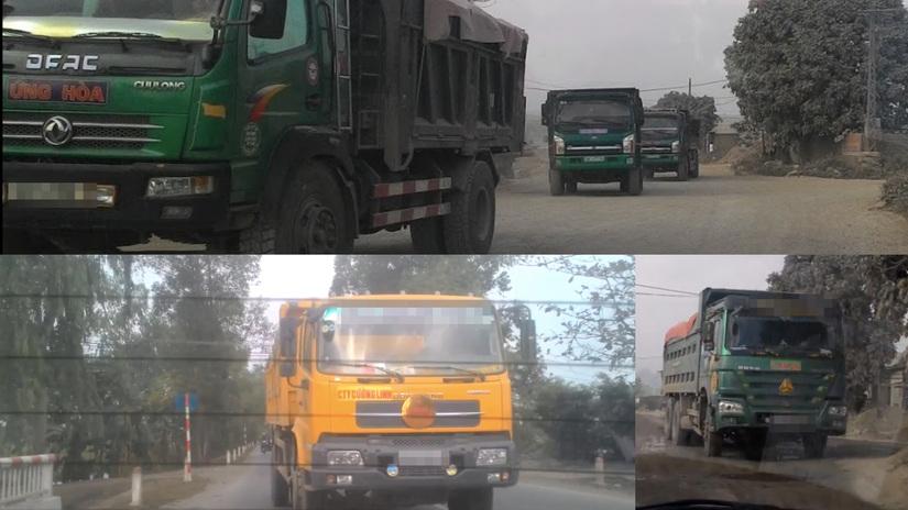 Bảo kê xe vua và cái kết của 4 thanh tra giao thông ở Hà Nội